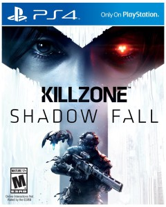 ps4 game, Killzone Shadow Fall