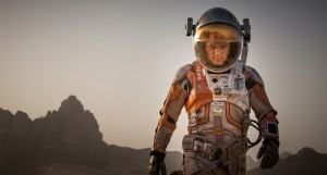 movie adaptation, The Martian