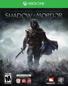 cover image, Middle Earth: Shadow of Mordor