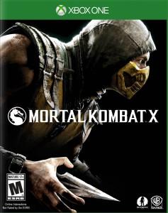 xbox one, mortal kombat x