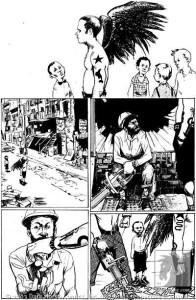 list from comic book, pop gun wars