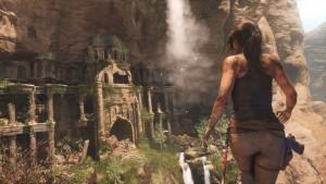 game screenshot, Tomb Raider: Rise of The Tomb Raider