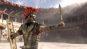 gladiator scene, Ryse Son of Rome