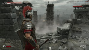 gameplay, Ryse Son of Rome