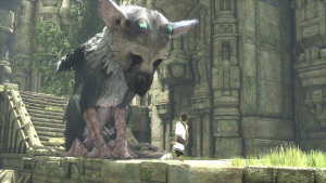 ps4 game, The Last Guardian