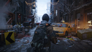 game screenshot, Tom Clancy's The Division