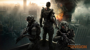 the team, Tom Clancy's The Division