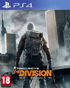 Tom Clancy's The Division, cover