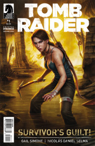 tomb raider comic book