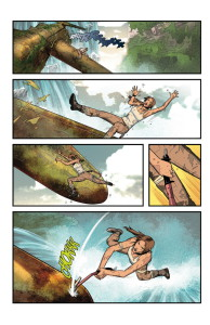 tomb raider, preview