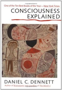 science book, Consciousness Explained