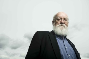 book author, Daniel Dennett author
