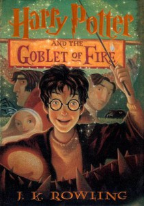 best seller books, Harry Potter and the Goblet of Fire