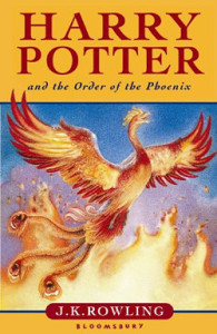 50 million books, Harry Potter and the Order of the Pheonix