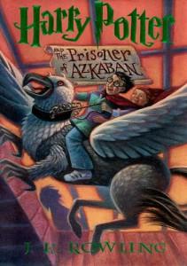 best sold books, Harry Potter and the Prisoner of Askaban