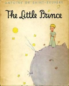 Antoine de Saint-Exupery, little prince
