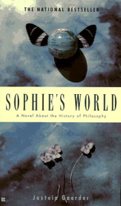 best seller book, Sophies World