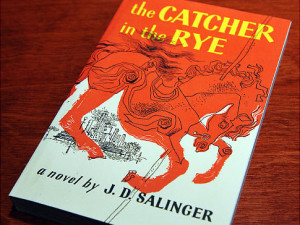 The Catcher in the Rye, best seller book