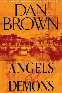 best sold books, angels and demons