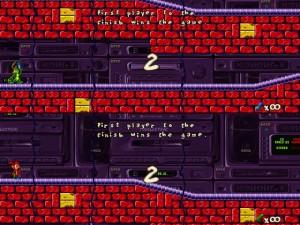 multiplayer mode, Jazz Jack Rabbit