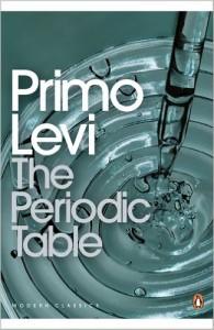 primo levi book, periodic table
