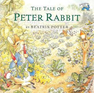 best seller books, The Tale of Peter Rabbit