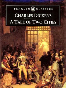 best sold book, Tale of two cities