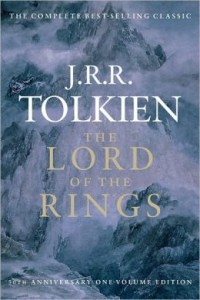 best seller novels, The Lord of the Rings