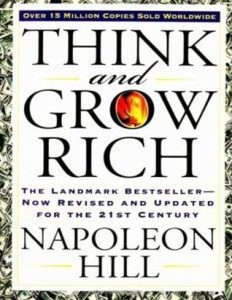personal development, Think and Grow Rich
