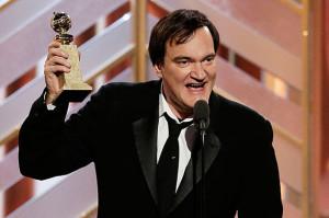 Quentin Tarantino award, Golden Globes