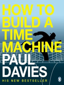 science books, How to Build a Time Machine