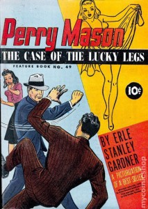 Perry Mason best seller books