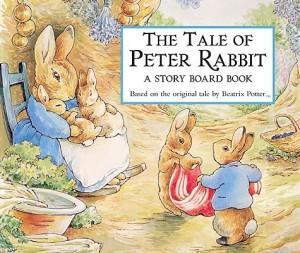 Peter Rabbit, best seller books