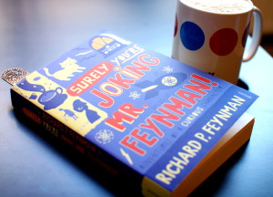 best science books, Surely You're Joking, Mr. Feynman!