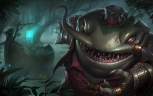 Tahm Kench, lol player