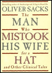 The Man Who Mistook His Wife for a Hat, best science book