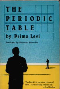 The Periodic Table, best science books