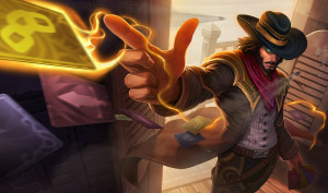 best midlaners, Twisted Fate