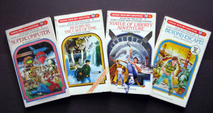 best sellers, Choose Your Own Adventure