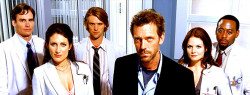 Top 6 Characters in House, M.D.