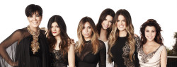 Top 6 of Women from the Kardashian Family