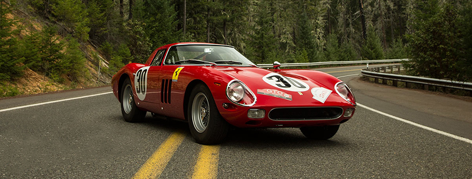 Top 16 Expensive Cars Sold in Auction