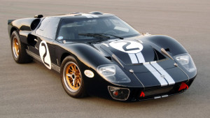 Most expensive cars, Ford GT-40
