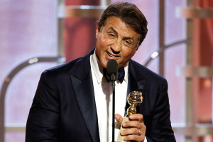 Sylvester Stallone, Golden Globes Awards