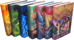 best seller books, harry potter
