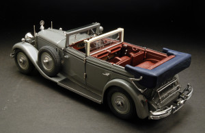 most expensive cars, Mercedes-Benz 770 F-Cabriolet