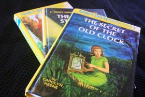 mistery books, Nancy Drew