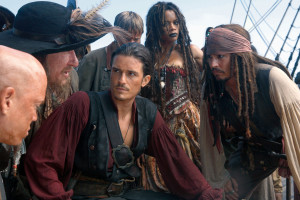 expensive movies list, Pirates of the Caribbean: At World's End