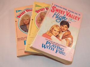 best seller books, Sweet Valley High