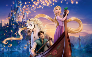 tangled animated movie, most expensive